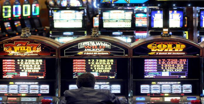 US slot machines