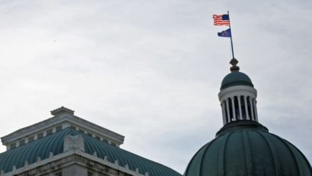 Indiana House issues a few changes to a gambling bill for moving a casino