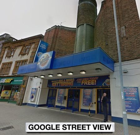 Kettering Bingo Hall Used as Cannabis Factory in Special Status Application