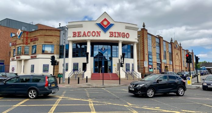 Beacon Bingo Cricklewood