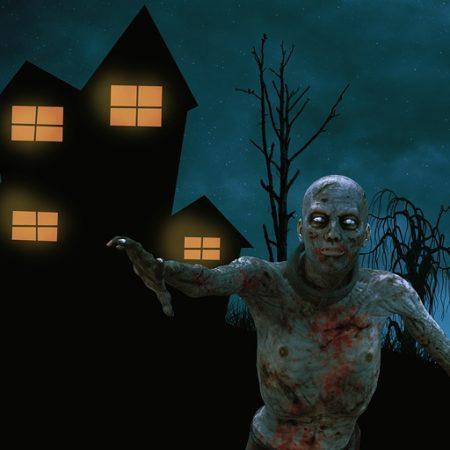 Former Preston Bingo Hall Turned into 'Scream House'