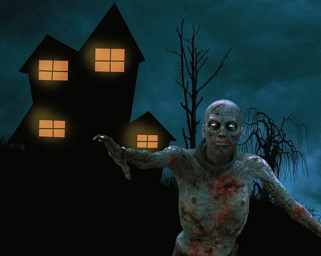 Scream House Preston