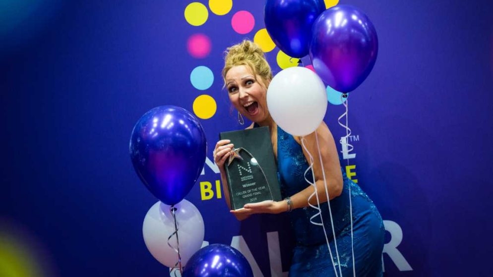 National Bingo Game Caller of the Year 2019 Announced