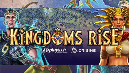 Playtech's New Kingdoms Rise Suite of Slots Offers More Than Meets The Eye