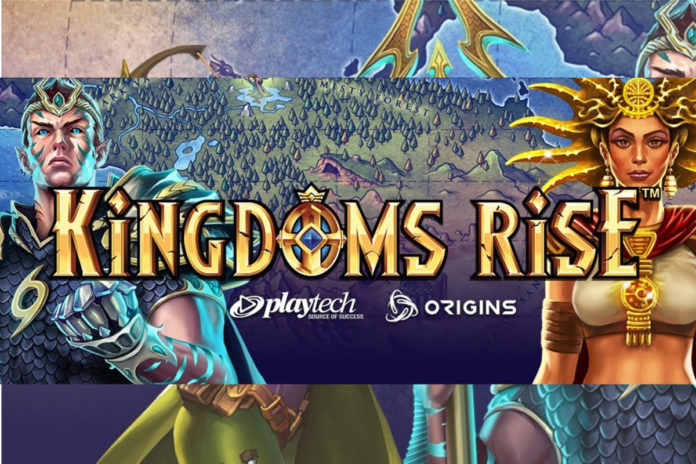 Kingdoms Rise Suite of Slots by Playtech
