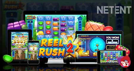 Meet Reel Rush 2: Netent's Newest Fast-Paced Slot