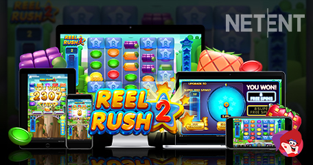 Reel Rush 2 by Netent