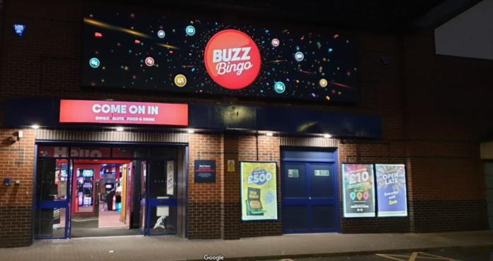 Buzz Bingo Gloucester