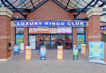 Shipleys Luxury Bingo Hall in Redditch to Close