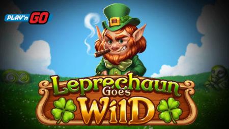Play'n Go Latest Slot Release: Leprechaun Goes Wild