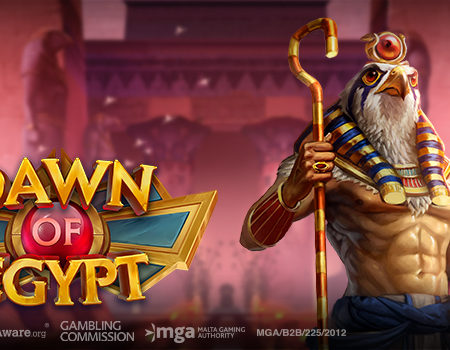 Play'n Go New Release: Dawn of Egypt