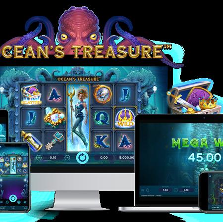 Netent's New Slot: Ocean's Treasure