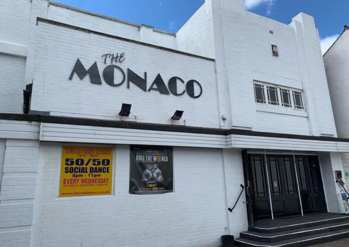 The Monaco Wigan