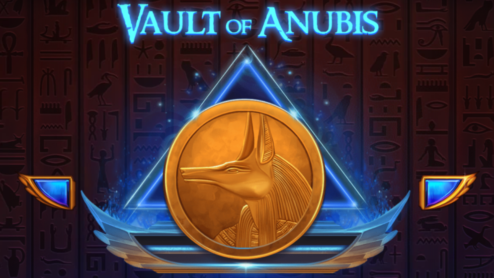 Vault of Anubis by Red Tiger (New Slot)