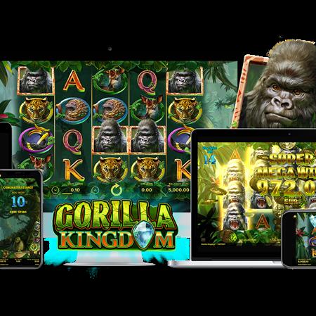 Gorilla Kingdom Slot by Netent