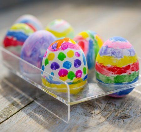 Buzz Bingo in Easter Egg Foodbank Donations