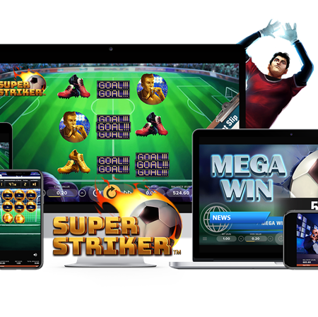 Super Striker by Netent (New Slot)