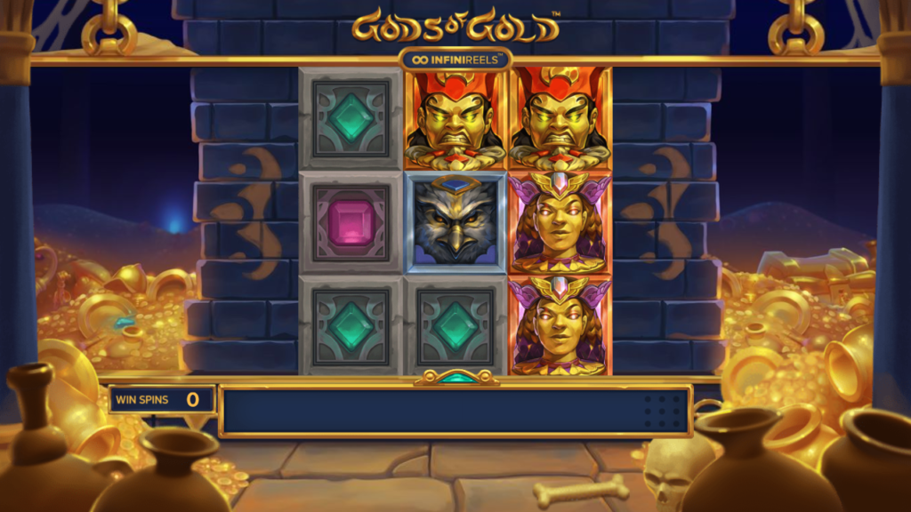 Gods of Gold