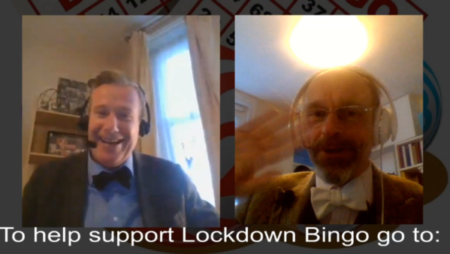 South London Lockdown Bingo Brings the Laughs