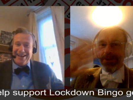 South London Lockdown Bingo Brings the Laughs