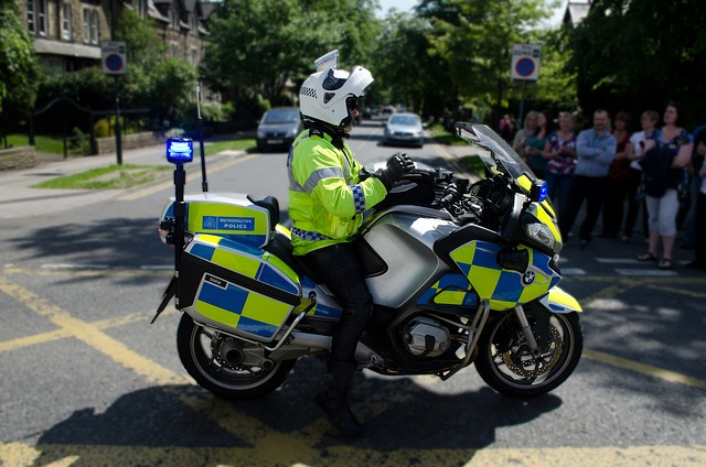 Police Break Up Street Bingo Party