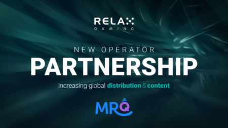 MrQ Adds Relax Gaming to its Games Roster