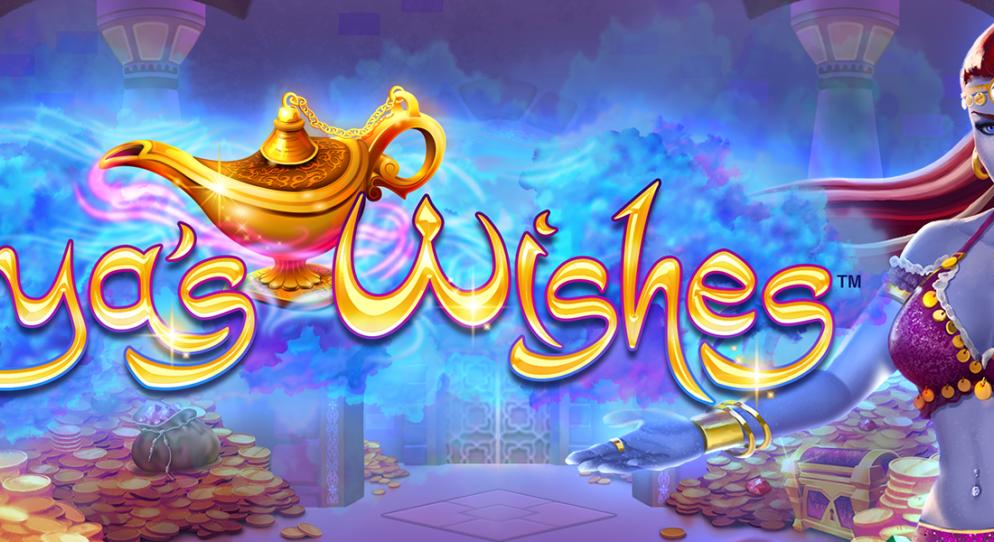 Aliya's Wishes by Microgaming (New Slot)