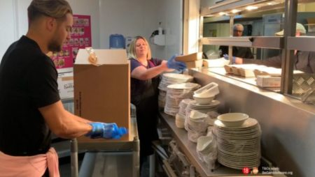 Mecca Bingo and Love Island's Chris Hughes Team Up to Feed Those in Need