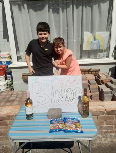 Grantham Street Bingo