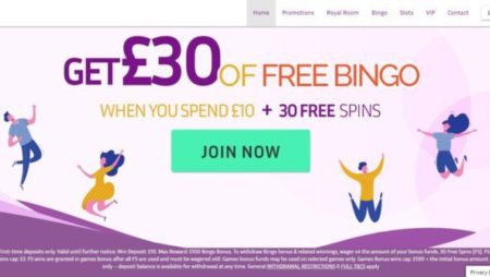 Chit Chat Bingo Unveils New Site Revamp