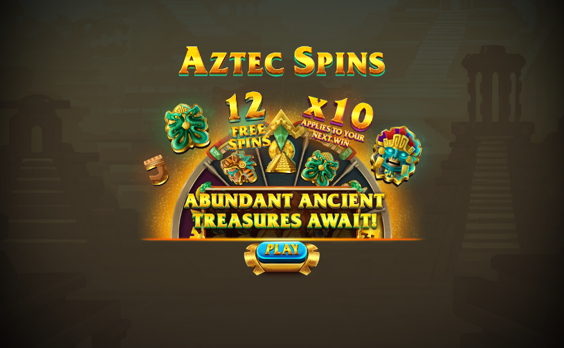 Aztec Spins by Red Tiger (New Slot)