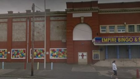 Historic Empire Bingo Club in Blackpool to Close and Be Demolished