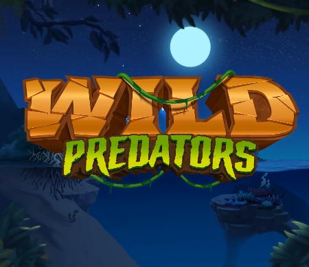 Wild Predators by Golden Rock Studios (New Slot)