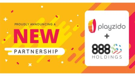 888 Holdings Enhances Offering With Playzido Link-up