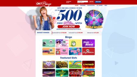 OK! Bingo Relaunches With Sleek New Design and Loyalty Scheme