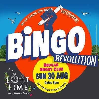 Bingo Revolution Redcar event