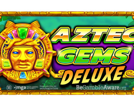 Aztec Gems Deluxe by Pragmatic Play (New Slot)