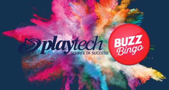 buzz bingo and playtech partnership