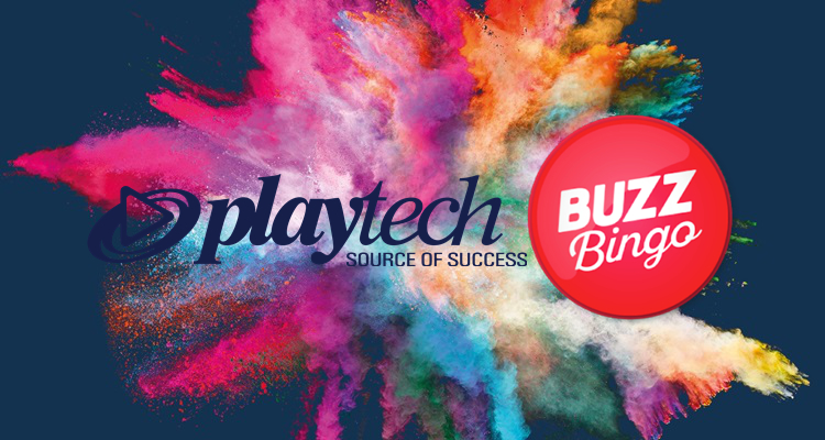 Buzz Bingo Partners with Playtech to Launch Leaderboard Slots Tournaments