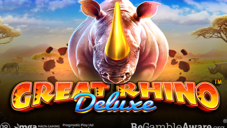 Great Rhino Deluxe by Pragmatic Play (New Slot)