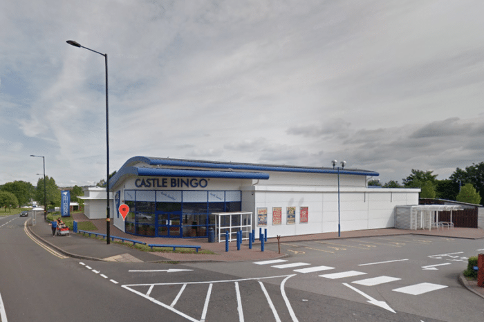 Machete Wielding Robbers Strike Midlands Bingo Club