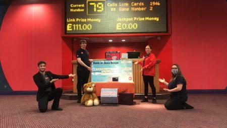 Buzz Bingo Celebrates Two National Game Jackpot Winners in 24 Hrs