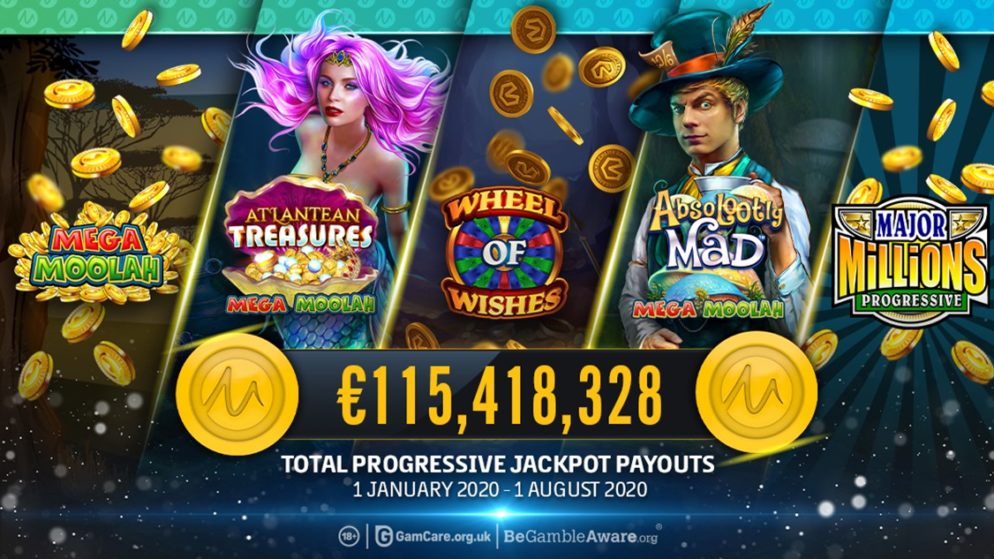 Microgaming Makes Eight Millionaires in Eight Months