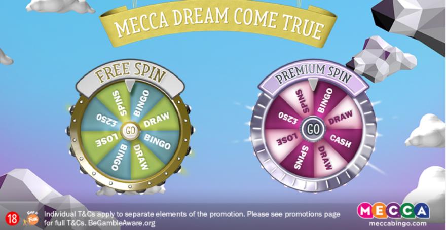 Mecca Dream Come True Returns With Big Prizes and Home Makeovers
