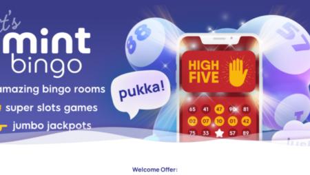 Mint Bingo: New Bingo Site Launched