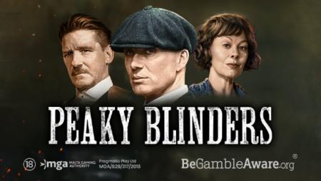 Pragmatic Play Showcase Branded Slot Peaky Blinders
