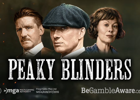 Pragmatic Play Showcase Branded Slot Peaky Blinders