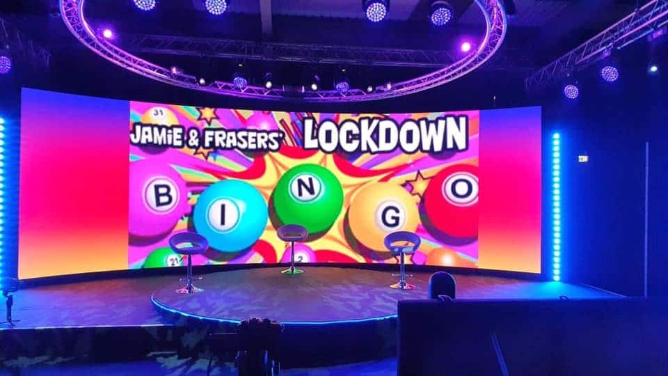 Online Lockdown Bingo Raises £3,307 for Charity