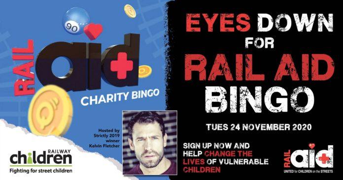 RailAid Bingo