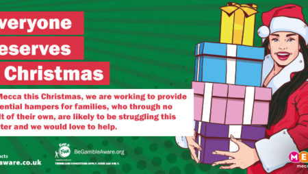 Mecca Bingo Launches 'Everyone Deserves a Christmas' Appeal